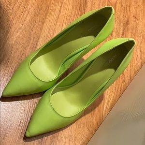 Aldo Clear heels pumps
